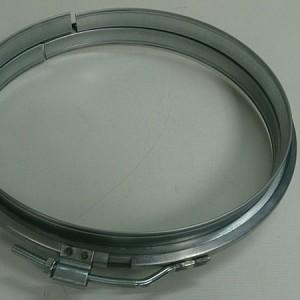 Detalle unión conducto FERGO Frame