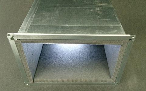 Conducto aire de acondicionado