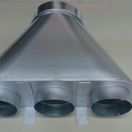 Componentes de ventilación