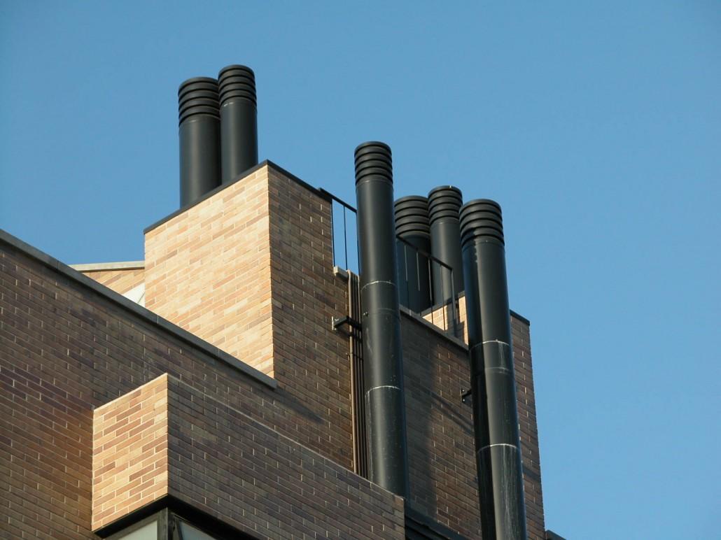 Remates chimeneas