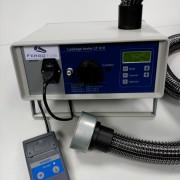 Mesura de fuites d'aire en conductes s / norma EN1507