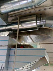 Campana extracción horno Josper