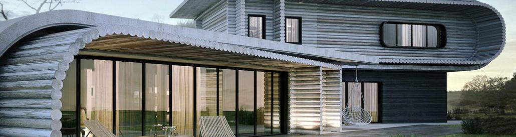 Edificio térmicamente eficiente