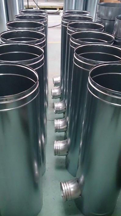 Conducto ventilación circular FERGO Shunt